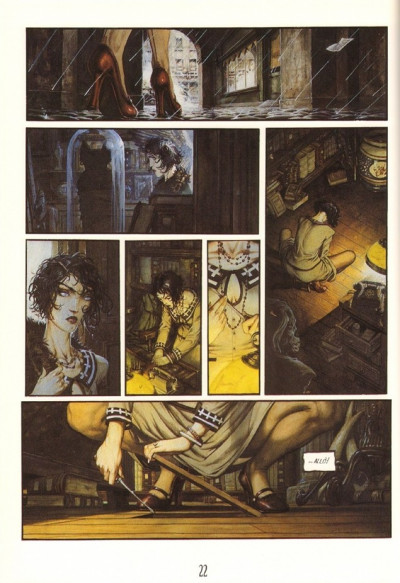 Page 1 Xoco tome 1 - papillon obsidienne