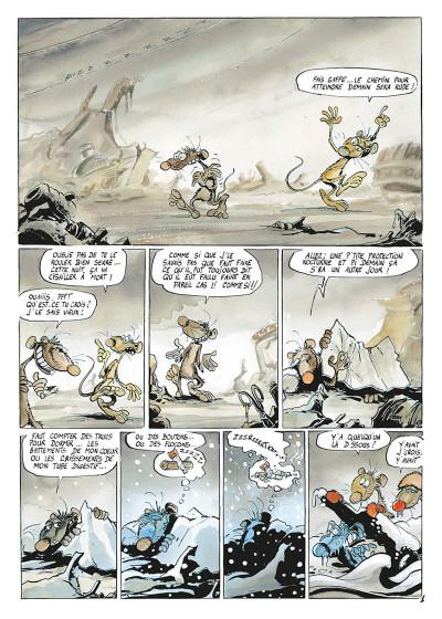 Page 6 pacush blues tome 8 - sentence huitième : la logique du pire