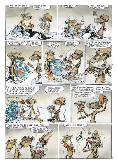 Page 7 pacush blues tome 8 - sentence huitième : la logique du pire