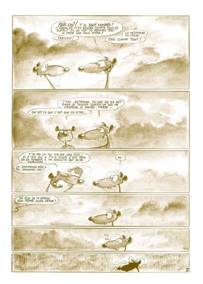 Page 7 pacush blues tome 2 - second souffle : jefferson ou mal vivre