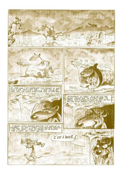 Page 8 pacush blues tome 2 - second souffle : jefferson ou mal vivre