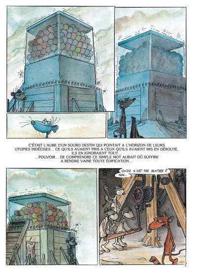 Page 6 pacush blues tome 5 - bidon cinq : destin farceur decrescendo