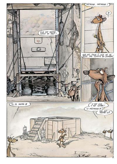 Page 7 pacush blues tome 5 - bidon cinq : destin farceur decrescendo
