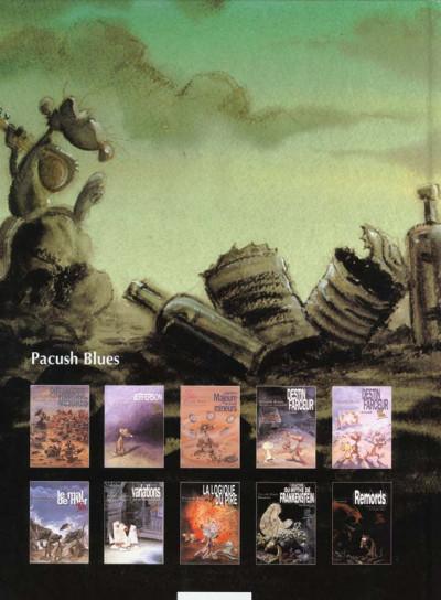Dos pacush blues tome 7 - septième saut : variations sur theme