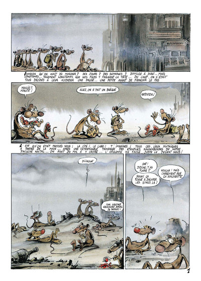 Page 8 pacush blues tome 7 - septième saut : variations sur theme