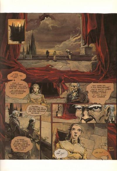 Page 1 L'île des morts tome 5 - acta est fabula