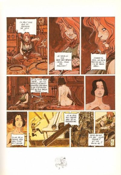 Page 1 Hispañola tome 2 - le grand silencieux