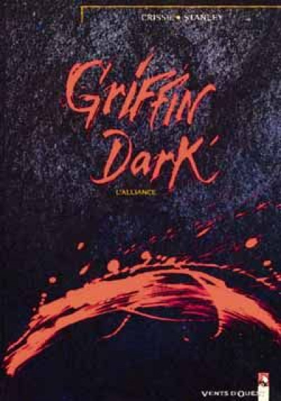 image de griffin dark tome 1 - l'alliance