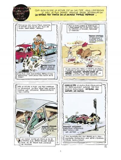 Page 1 les guides en bd tome 2 - le guide du self-control a l'usage des conducteurs