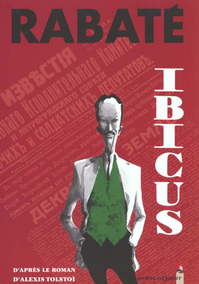Couverture ibicus tome 1