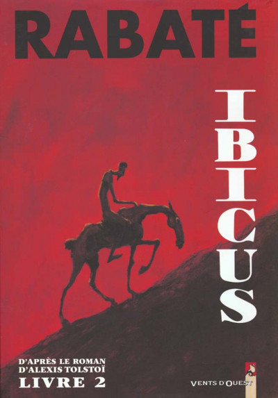 Couverture ibicus tome 2
