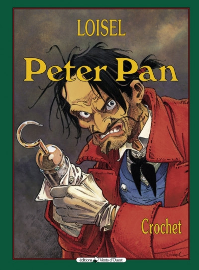 Couverture Peter pan tome 5