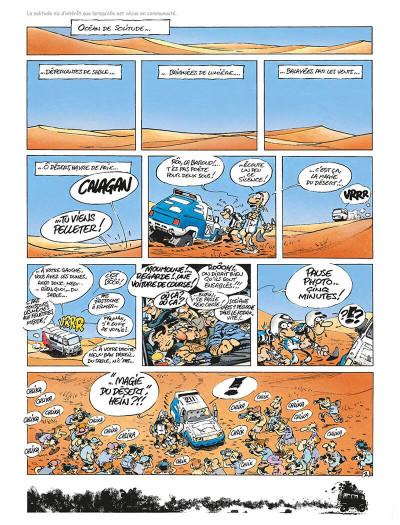 Page 8 calagan rallye raid tome 1