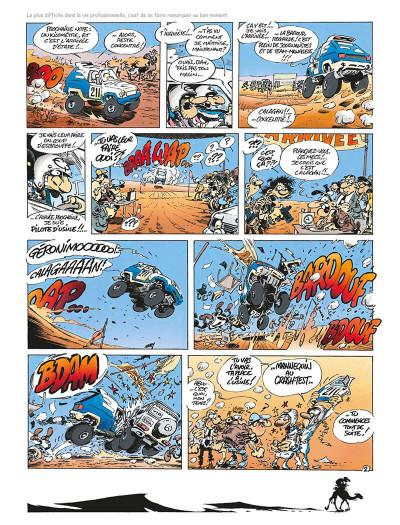 Page 9 calagan rallye raid tome 1