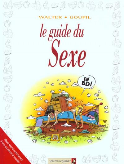 Couverture les guides en bd tome 18 - le guide du sexe