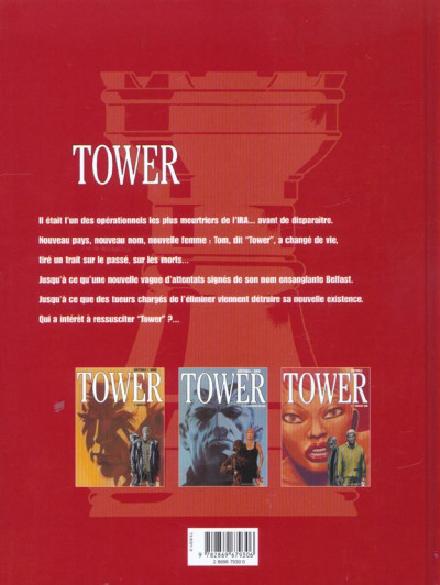 Dos tower tome 3 - cavalier seul