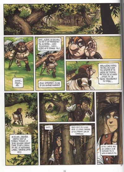 Page 1 Alzeor mondraggo tome 1 - le premier chevalier astro-regule