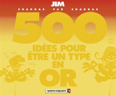 image de 500 idées ; pour être un type en or