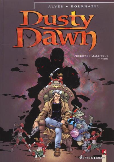 image de dusty dawn tome 1 - l'héritage maléfique 1ère part