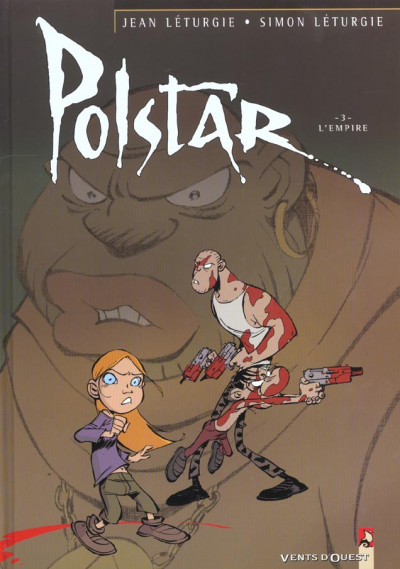 Couverture polstar tome 3 - l'empire