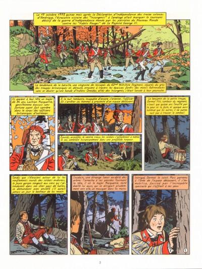 Page 1 blake et mortimer tome 15 - l'étrange rendez-vous