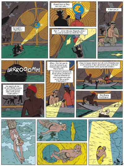 Page 2 blake et mortimer tome 18 - le sanctuaire de gondwana