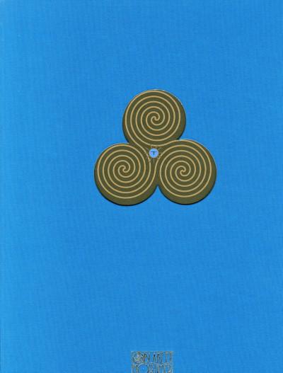 Couverture blake et mortimer tome 18 - le sanctuaire du gondwana