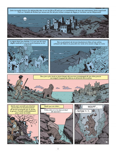 Page 1 blake et mortimer tome 19 - la malédiction des trente deniers