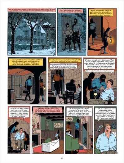 Page 2 blake et mortimer tome 21 - le serment des cinq lords
