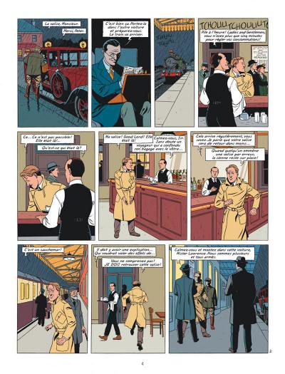 Page 4 blake et mortimer tome 21 - le serment des cinq lords
