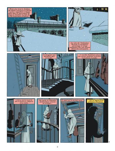 Page 6 blake et mortimer tome 21 - le serment des cinq lords