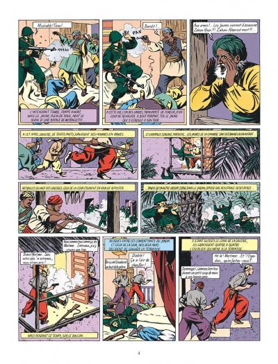 Page 4 Blake et Mortimer tome 2 - le secret de l'espadon tome 2 - Nouvelle édition