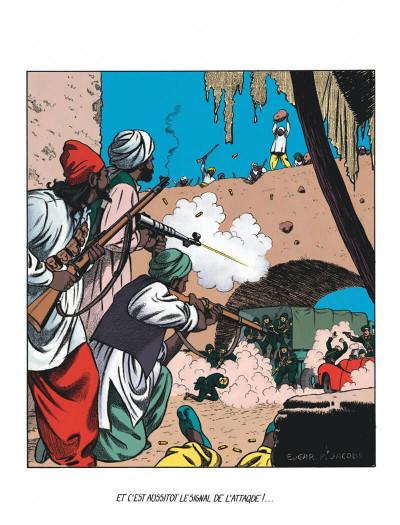 Page 8 Blake et Mortimer tome 2 - le secret de l'espadon tome 2 - Nouvelle édition