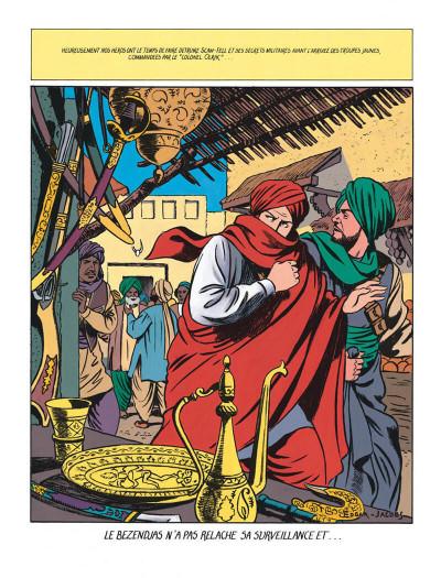 Page 4 Blake et Mortimer tome 3 - le secret de l'espadon tome 3 - Nouvelle édition