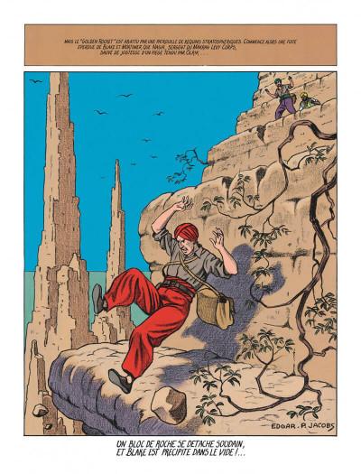 Page 5 Blake et Mortimer tome 3 - le secret de l'espadon tome 3 - Nouvelle édition