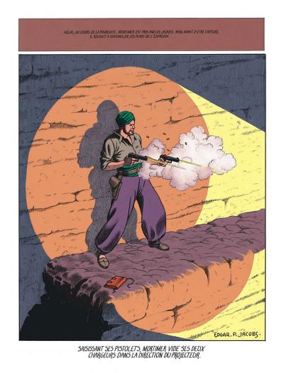 Page 6 Blake et Mortimer tome 3 - le secret de l'espadon tome 3 - Nouvelle édition