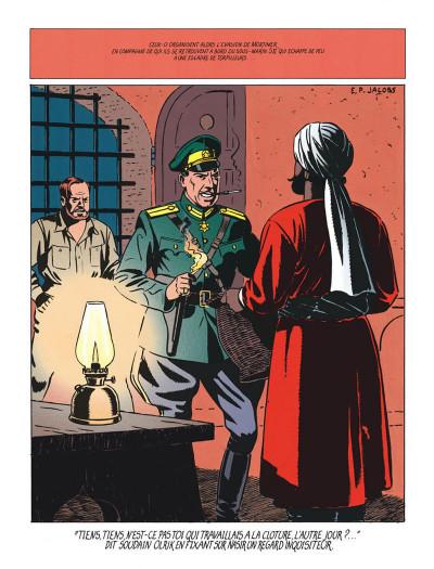 Page 8 Blake et Mortimer tome 3 - le secret de l'espadon tome 3 - Nouvelle édition