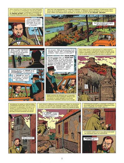 Page 5 Blake et Mortimer tome 9 - le piège diabolique - Nouvelle édition