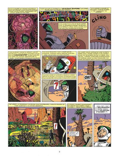 Page 9 Blake et Mortimer tome 9 - le piège diabolique - Nouvelle édition