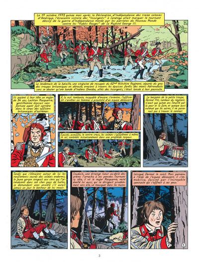 Page 3 Blake et Mortimer T.15 - l'étrange rendez-vous