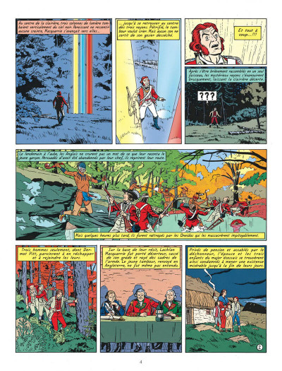 Page 4 Blake et Mortimer T.15 - l'étrange rendez-vous