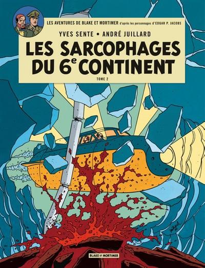 Page 9 Blake et mortimer tome 17 les sarcophages du 6e continent tome 2