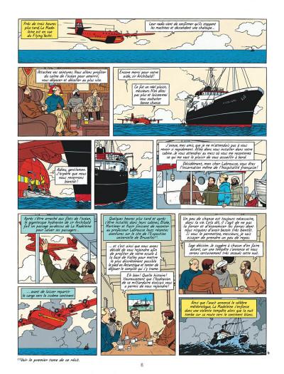 Page 6 Blake et mortimer tome 17 les sarcophages du 6e continent tome 2