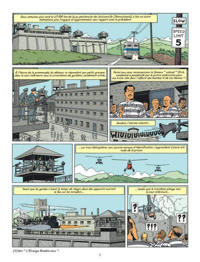 Page 5 Blake et Mortimer tome 19 - la malédiction des trente deniers