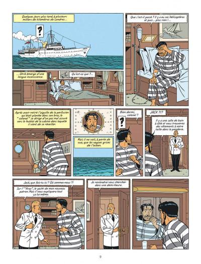 Page 9 Blake et Mortimer tome 19 - la malédiction des trente deniers