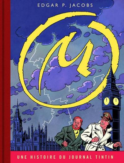 image de Blake & Mortimer tome 6 - la marque jaune - version journal tintin 1