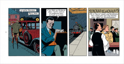 Page 5 Blake & Mortimer tome 21 - édition spéciale