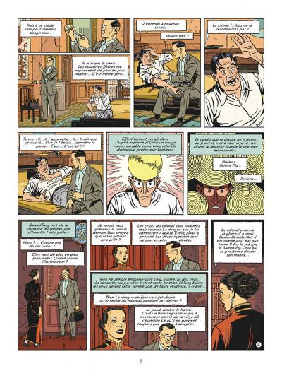Page 8 Blake et mortimer tome 22 - L'onde Septimus