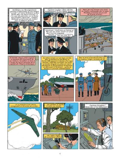 Page 4 Blake et Mortimer tome 23 - Le bâton de Plutarque