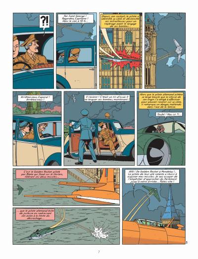 Page 1 Blake et Mortimer tome 23 - Le bâton de Plutarque